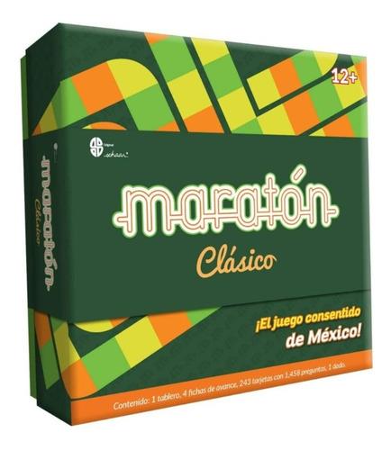 Imagen 1 de 1 de  Maratón Edición Clásica Juego De Preguntas Edicion 2019