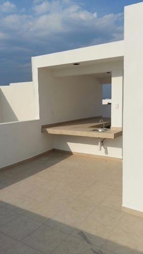Milenio Iii, Privada, 3 Niveles Roof Garden, 3 Recs, Estudio
