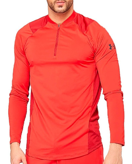 Playera Atletica Raid 2.0 1/4 Hombre Under Armour Ua2710