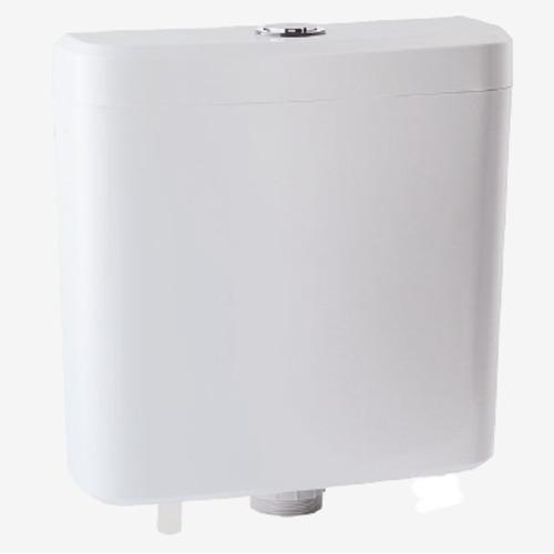 Imagen 1 de 7 de Mochila Ecológica Depósito Ultra Chato Ideal Descarga Dual