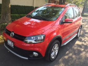 Volkswagen Crossfox Nueva Linea Clima Elec Ba Rines Alum