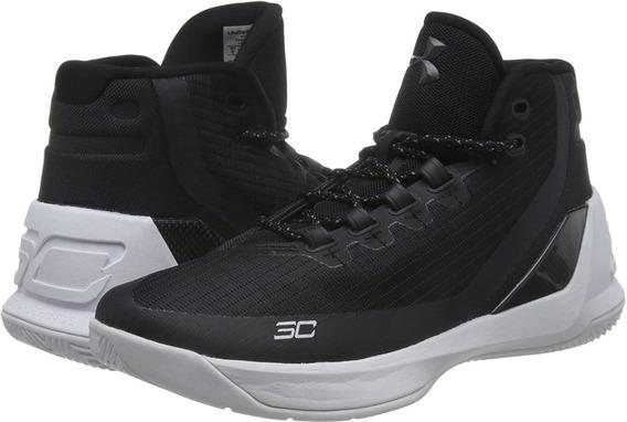 Tenis Basketball Under Armour Curry Botas Baloncesto Nba