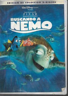 Buscando A Nemo Edicion De Coleccion 2 Discos Disney Dvd