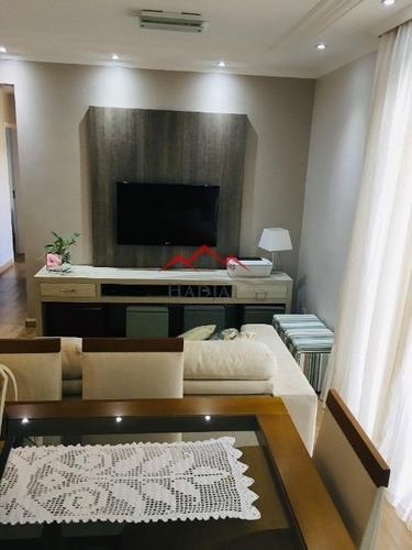 Apartamento A Venda No Condomínio Resort Santa Ângela Engordadouro Em Jundiaí. - Ap00131 - 69012256