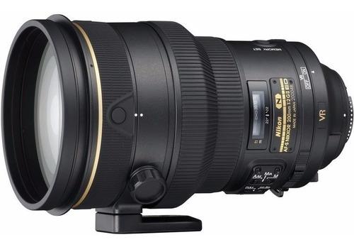 Nikon Af-s Nikkor 200mm F/2g Ed Vr Lens Ii