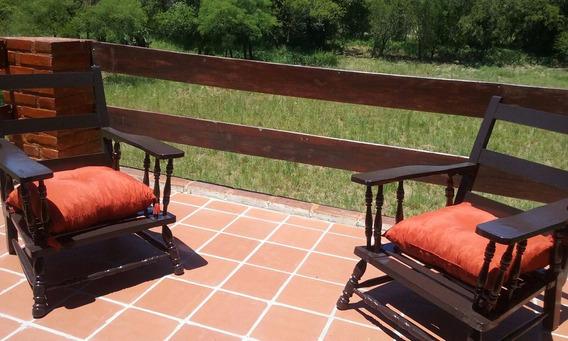 Alquiler Temp Casa Cabaña - Los Molles Merlo San Luis !!
