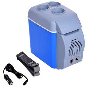 Caixa Térmica Cooler Geladeira Portátil 12v Resfria Aquece