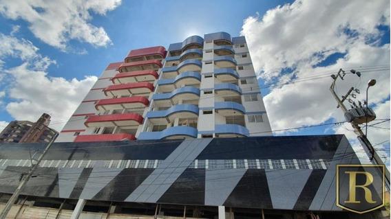 Apartamento Para Venda Em Guarapuava, Centro, 3 Dormitórios, 3 Suítes, 4 Banheiros, 2 Vagas - _2-956605