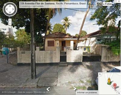 Casa Residencial À Venda, Parnamirim, Recife. - Ca0017