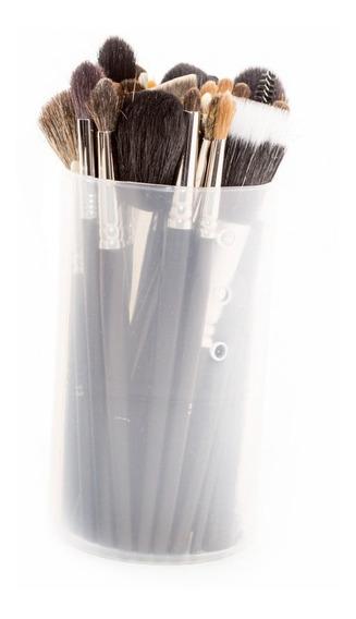 Tubo Porta Brochas Y Pinceles De Maquillaje Guardatutti