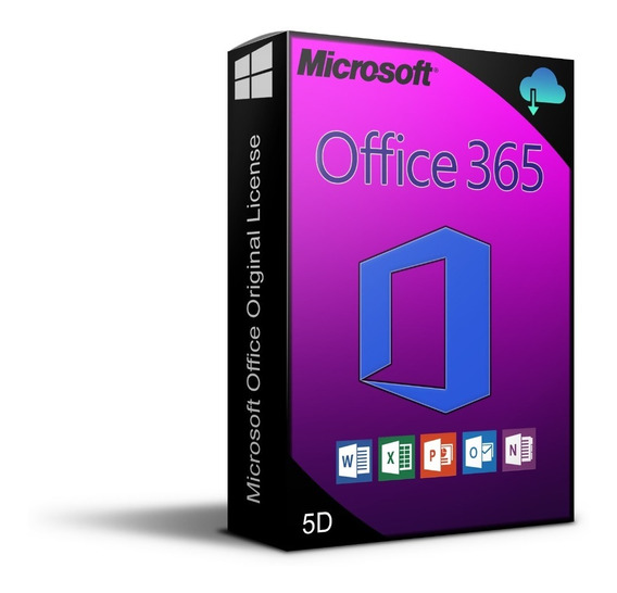 Office 365 Pro Plus Personalizado 5tb