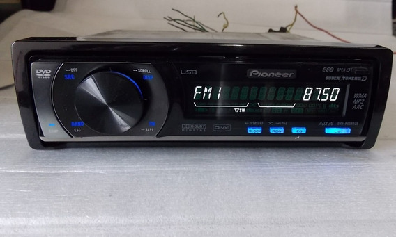 Dvd Pioneer Dvh-p6080ub