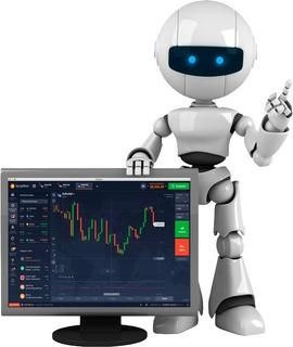 robô trader preço