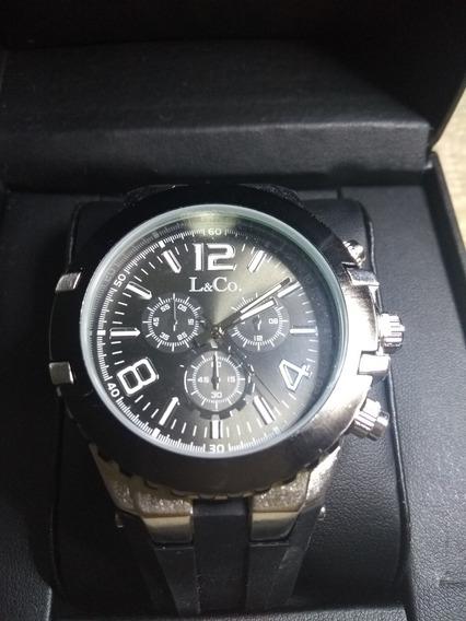 Relógio Novo Importado L&co.
