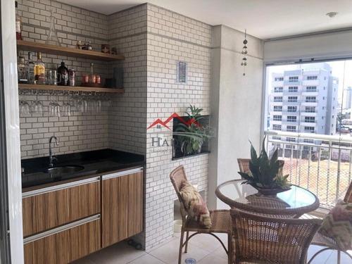 Apartamento A Venda No Condomínio Vittá Clube - Jardim Ana Maria Em Jundiaí Sp. - Ap00124 - 69000472