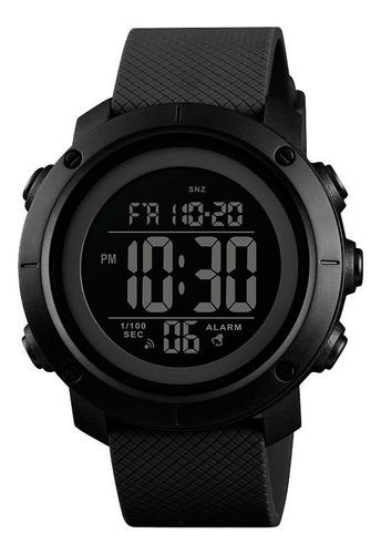 Reloj Hombre Skmei 1426 Cronómetro Alarma Luz Cuenta Regresi