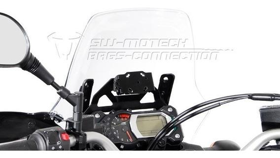 Suporte Gps Guidão Yamaha Xt 1200z Super Ténéré Sw-motech