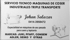 Servicio Técnico Especializado De Máquinas De Coser