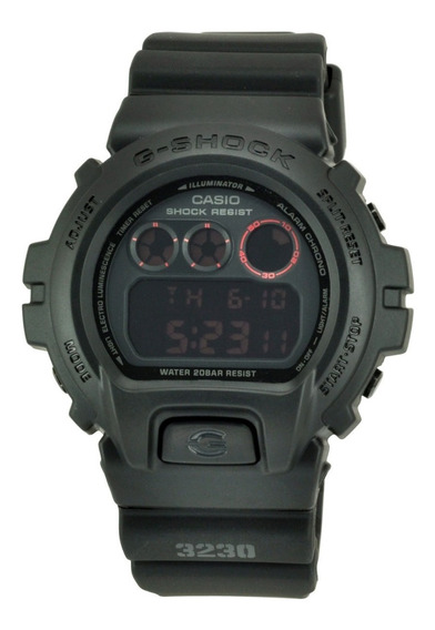 Relogio Masculino Casio Dw6900ms-1dr G-shock Dw-6900ms