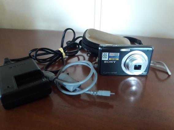 Câmera Digital Sony Cybershot 10.1 Megapixels