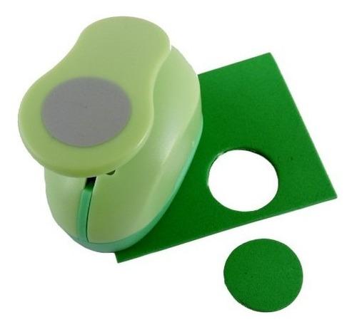 Perforadora Caladora Forma   Círculo 2,5 Cm   Omega