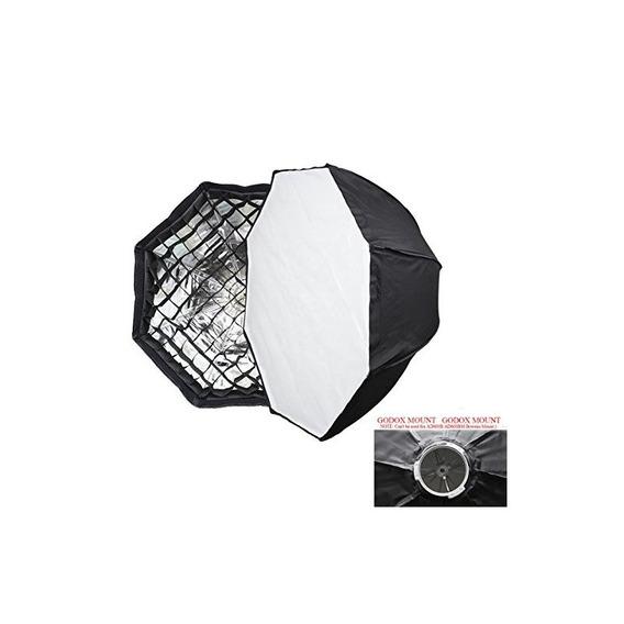 Godox Ad-h6 60 Cm Octagon Paraguas Plegable Softbox Para Ad6