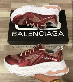 Tênis Balenciaga Feminino.