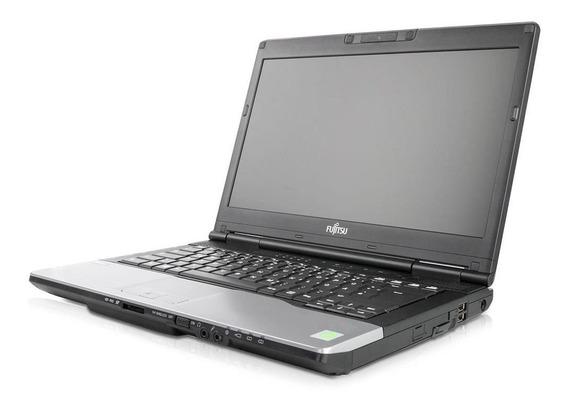 Notebook Fujitsu Lifebook S752 Intel I5 4gb 120gb Ssd Gradeb