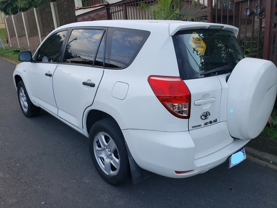 Toyota Rav4 2008 Manual Color Blanco