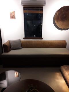 Sofá De Fibra Natural