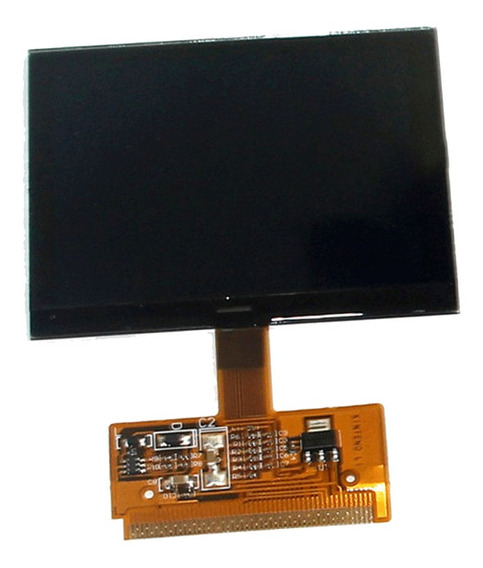 Display Lcd Cluster - Para Audi Tt S3 A6 Vw Vdo Jeager