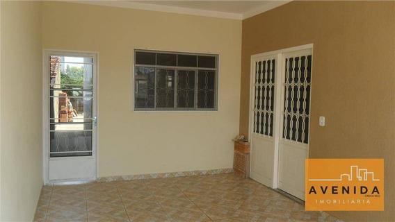 Casa Residencial Para Venda, Jardim Planalto, Paulínia. - Ca0519