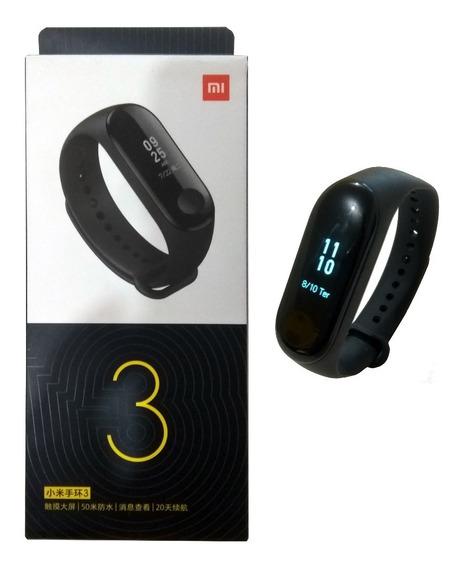 Pulseira Relógio Smartwatch Xiaomi Mi Band 3 Original