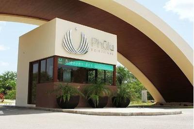Residencia En Privada Phula Con Amenidades, Entrega Inmediata.