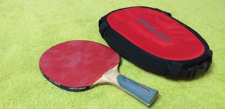 Raqueta De Ping Pong Artengo Con Su Estuche