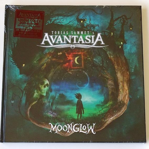 Avantasia: Moonglow- Earbook: Libro + 2 Cds. ( Helloween )