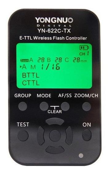 Yn622c Tx Youngnuo Radio Flash Para Canon Yn-622c Yn 622c Tx