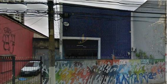 Galpão Industrial À Venda, Brás, São Paulo.ga0002 - Ga0002