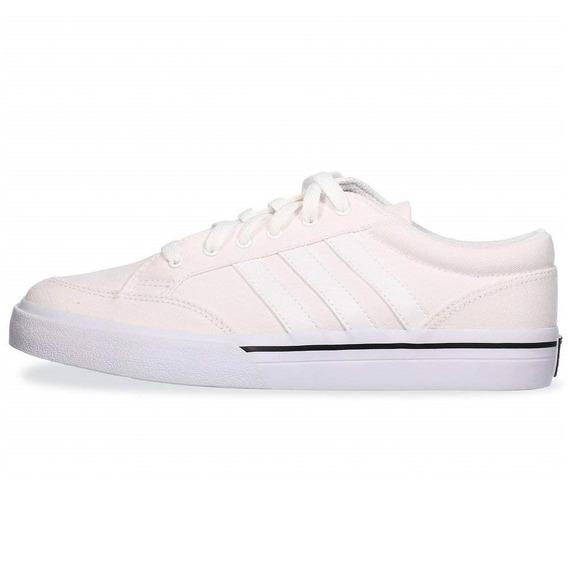 Tenis adidas Q34345-ca Textil Blanco Original