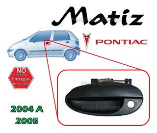 98-08 Chevrolet Spark Matiz Daewoo Matiz 98-05 Nuevo Mango de puerta delantera derecha lado del conductor