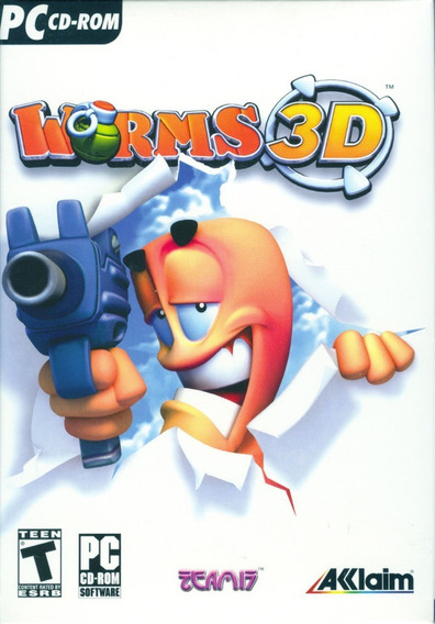 Worms 3d Pc Digital