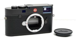 Cámara Leica M10 Negro Digital Rangefinder