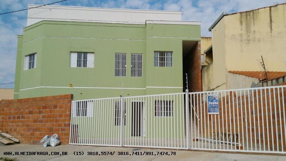 Apartamento Para Venda Em Sorocaba, Éden, 1 Dormitório, 1 Banheiro, 1 Vaga - 1098_1-718191
