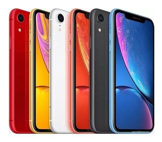 iPhone Xr 64gb 4g Lte Garantia Tiendas Boleta Venta