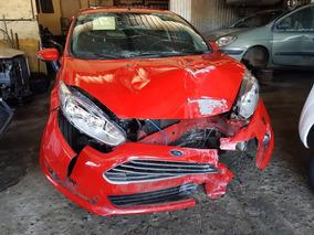Sucata Ford New Fiesta 1.6 16v Power Shift Venda De Peças