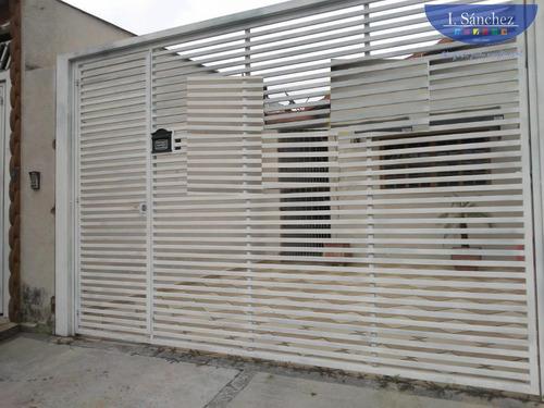 Casa Para Venda Em Itaquaquecetuba, Condomínio Vilage, 2 Dormitórios, 1 Suíte, 2 Banheiros, 2 Vagas - 200619_1-1462381
