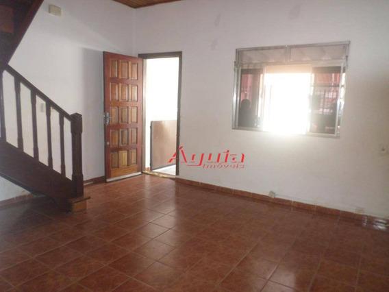 Sobrado Com 2 Dormitórios À Venda, 95 M² Por R$ 320.000,00 - Fundação - São Caetano Do Sul/sp - So1099