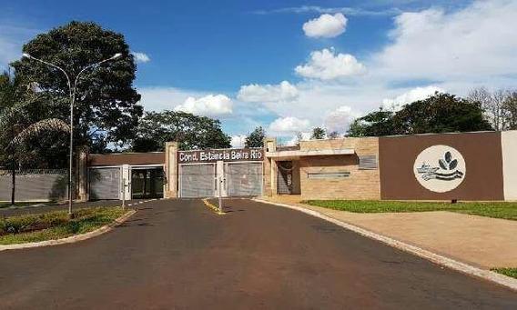 Chácara Com 3 Dormitórios À Venda, 2500 M² Por R$ 820.000 - Condomínio Estância Beira Rio - Jardinópolis/sp - Ch0052