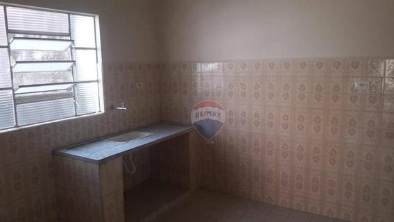 Casa Com 1 Dormitório Para Alugar, 70 M² Por R$ 600/mês - Vila Azenha - Nova Odessa/sp - Ca0293