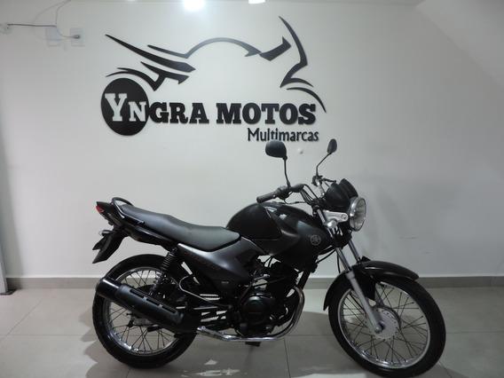 Yamaha Ybr 125 K Factor 2009